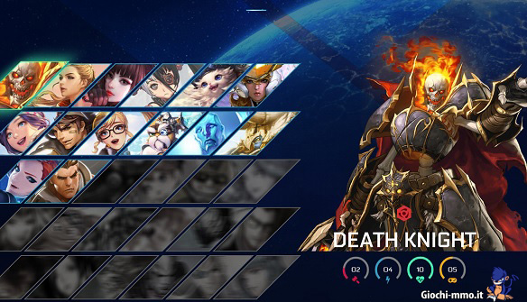 death-knight-master-x-master