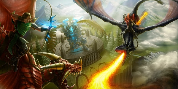 Dragons and Titans: intervista sul nuovo Titan Pass