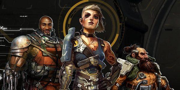 Dropzone: nuovo gioco di strategia con mech da combattimento