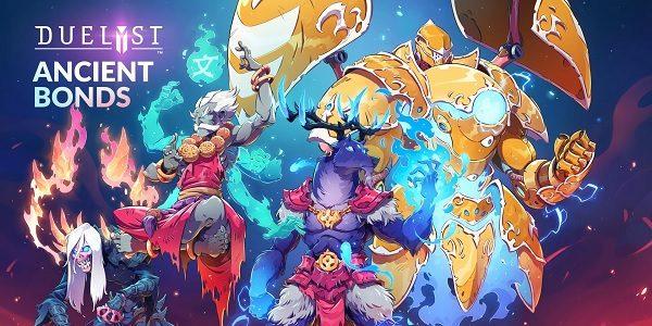 Duelyst: espansione Ancient Bonds