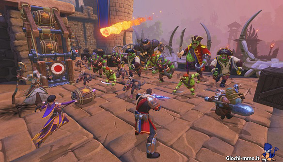 Endless Mode Orcs Must Die Unchained