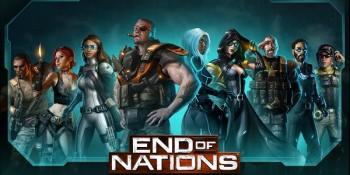 End of Nations risorge e diventa più… MOBA