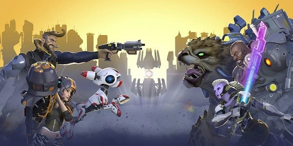 Atlas Reactor: combattimenti multiplayer e turni simultanei