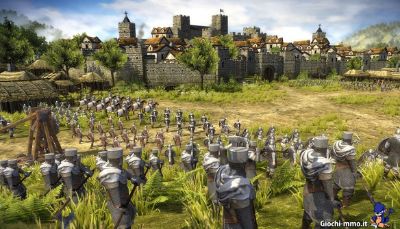 Esercito Total War Battles Kingdom