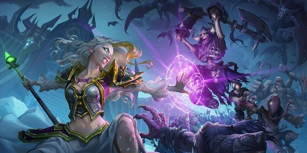Hearthstone: espansione Knights of the Frozen Throne ad agosto