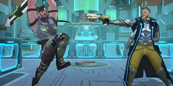 Atlas Reactor diventa buy to play
