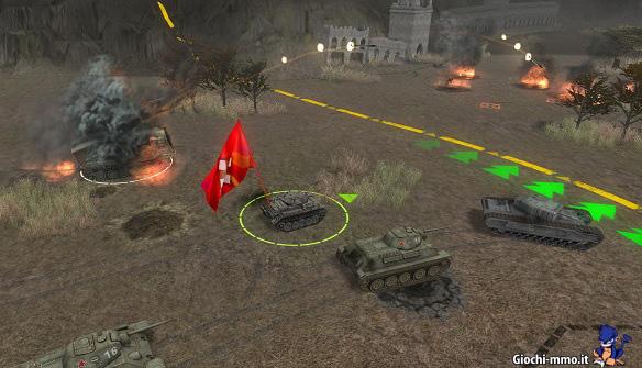 Gameplay Battleline Steel Warfare
