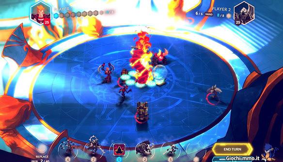 Gameplay Duelyst