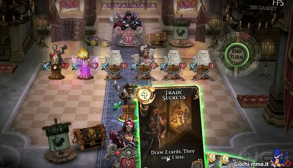 Gameplay Fable Fortune