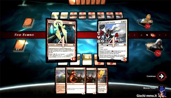 Gameplay Magic Duels