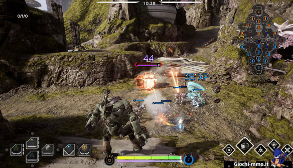 Gameplay Paragon