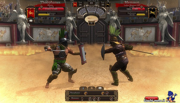 Gladiatori Gladiators Online