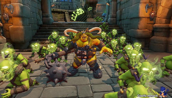 Goblin Orcs Must Die! Unchained