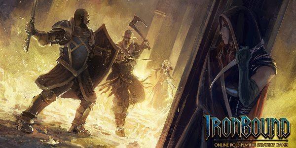Ironbound: nuovo gioco di strategia a turni