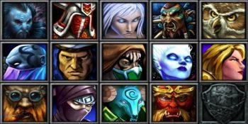 "I personaggi ""Legion Agility"" di Heroes of Newerth"