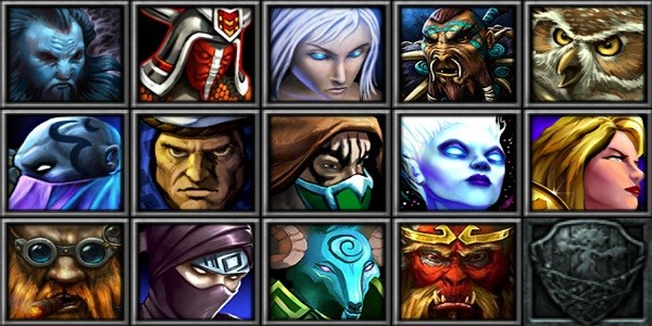 "I personaggi ""Legion Agility"" di Heroes of Newerth"