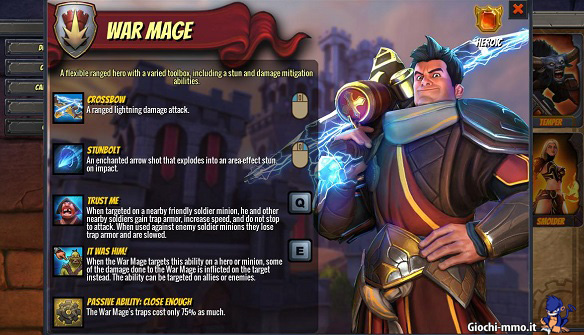 Mago Orcs Must Die! Unchained