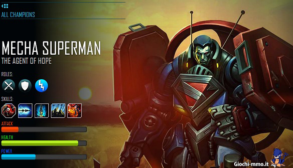 Mecha Superman