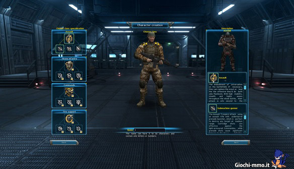 Mercenario Affected Zone Tactics