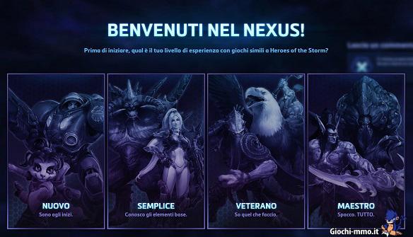 Nexus Heroes of the Storm