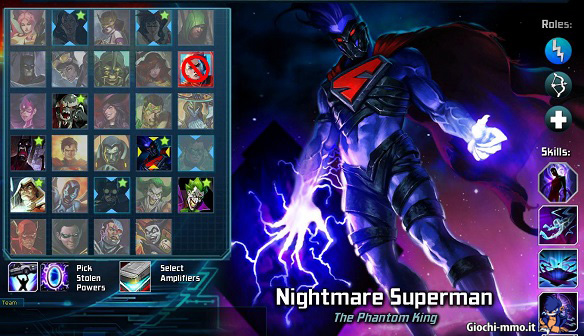 Nightmare Superman Infinite Crisis