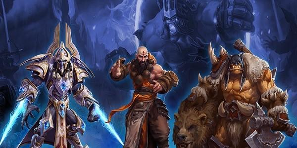 Heroes of the Storm: tre nuovi eroi e mappa inedita