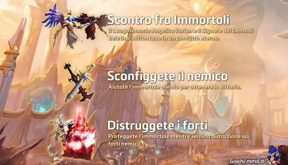 Obiettivi Eterno Conflitto HotS