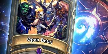 Hearthstone: iniziata la Open Beta