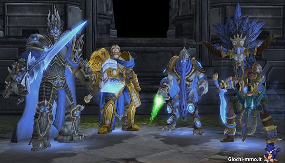 Personaggi Blizzard All-Star