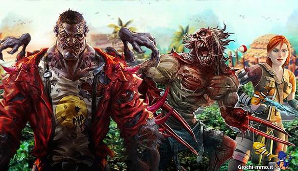 Personaggi Dead Island Epidemic