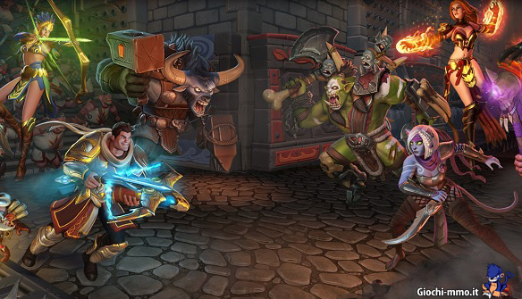 Personaggi Orcs Must Die! Unchained