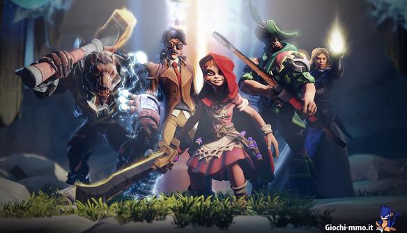 Personaggi delle fiabe in Arena of Fate