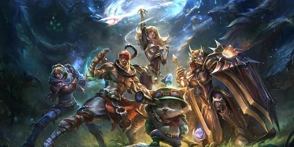League of Legends: la storia del gioco verrà riscritta