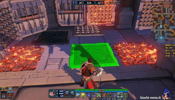 Posizionare trappola Orcs Must Die! Unchained