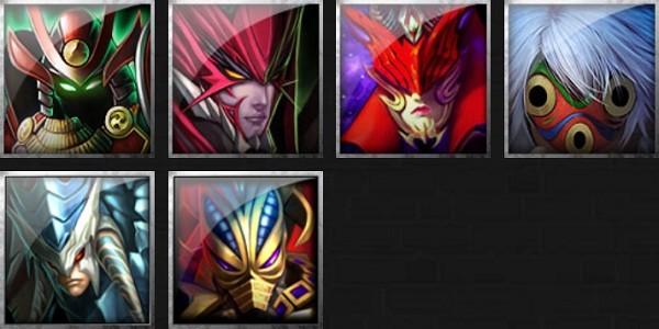 Realm of the Titans: guida ai personaggi Agility