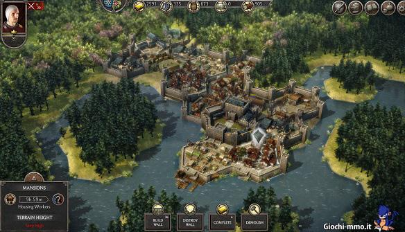Regno in Total War Battles Kingdoms