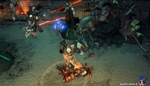 Screenshot Warhammer 40.000 Dark Nexus Arena