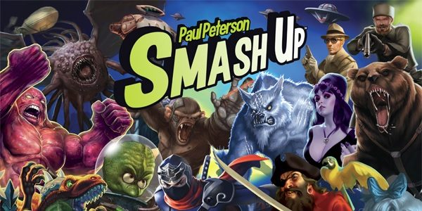 Smash Up: nuovo gioco di carte e strategia in Early Access