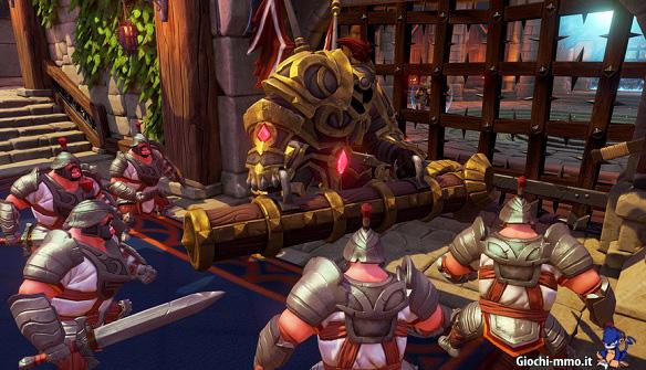 Soldati Orcs Must Die! Unchained