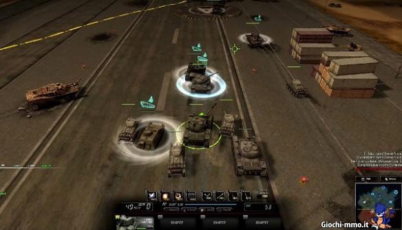 Squadra Battleline Steel Warfare