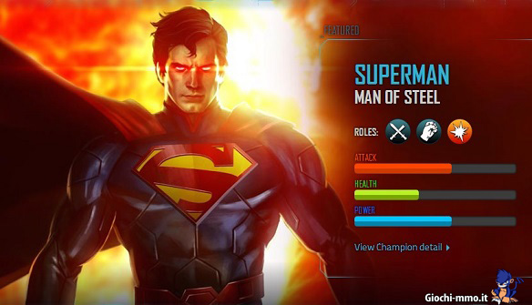 Superman Infinite Crisis