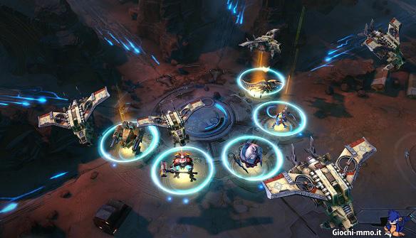 Truppe esercito Supernova