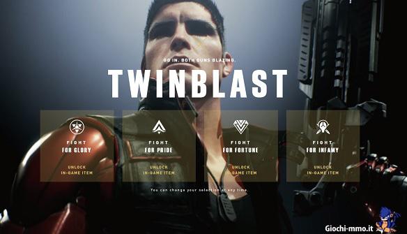 Twinblast Paragon