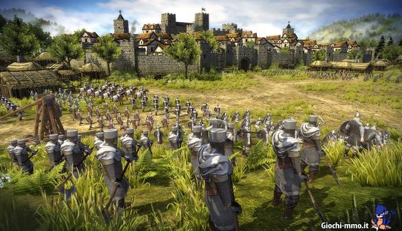 Unità esercito Total War Battles Kingdoms