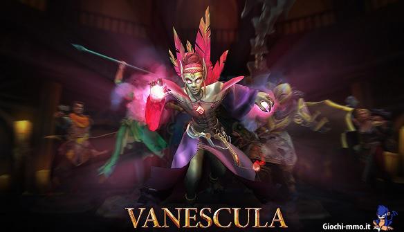 Vanescula Chronicle RuneScape Legends