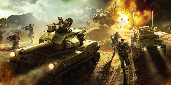 Victory Command: gioco MOBA/RTS militare free to play