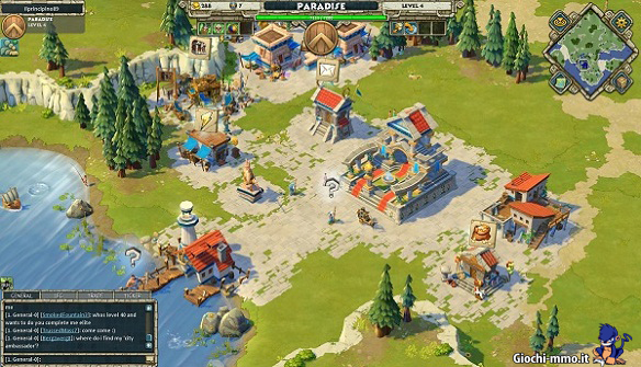 capitale-age-of-empire-online