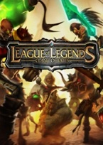 copertina league of legends