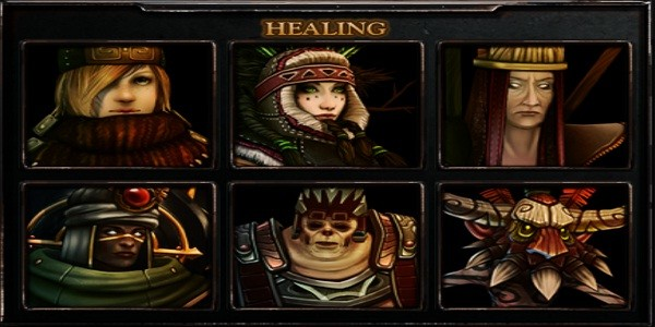 """Bloodline Champions: caratteristiche e skill dei personaggi """"Healing"""""""