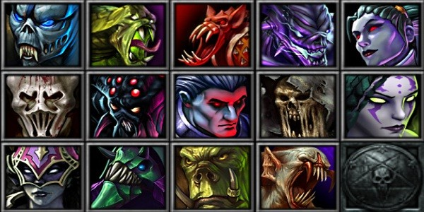 "I personaggi ""Hellbourne Agility"" di Heroes of Newerth"